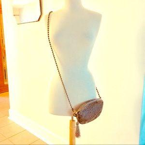 Etui London Leather Crossbody Bag Purse